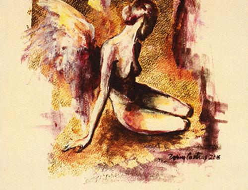 Aripi de înger – Autor Cătălin Găman